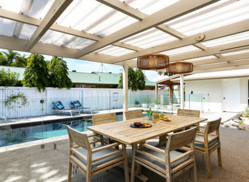 Poolside Noosa Oasis | Holiday Homes Noosa